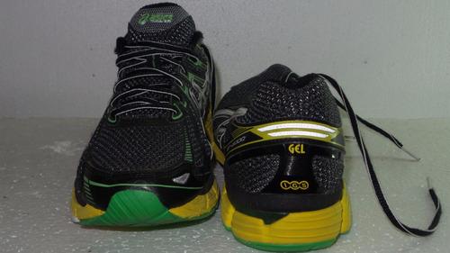 zapatillas asics gt2000 us11.5- arg 44.5 usadas all shoes
