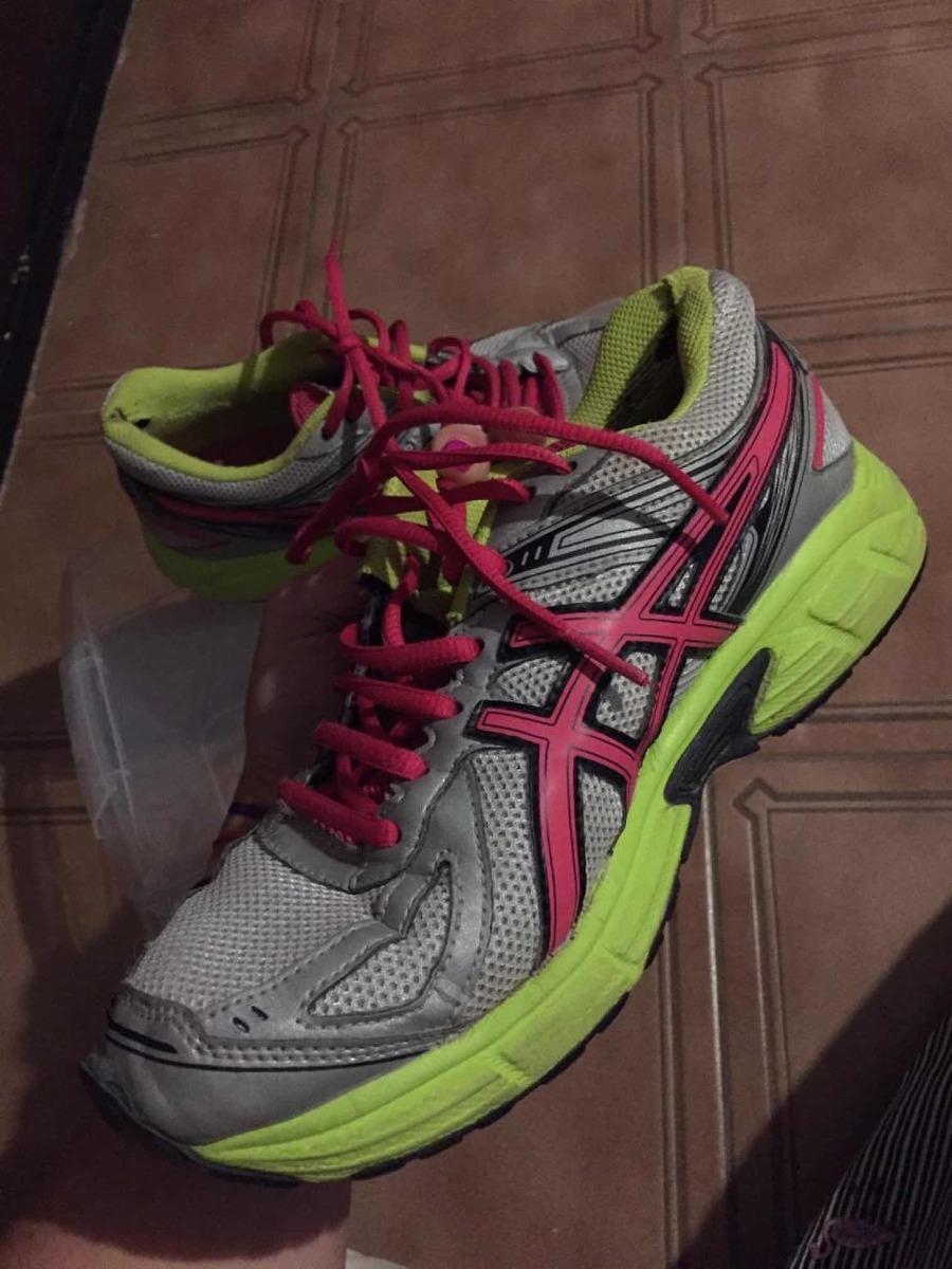 asics mujer running 38