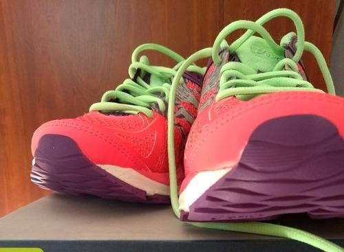 zapatillas asics running mujer 385