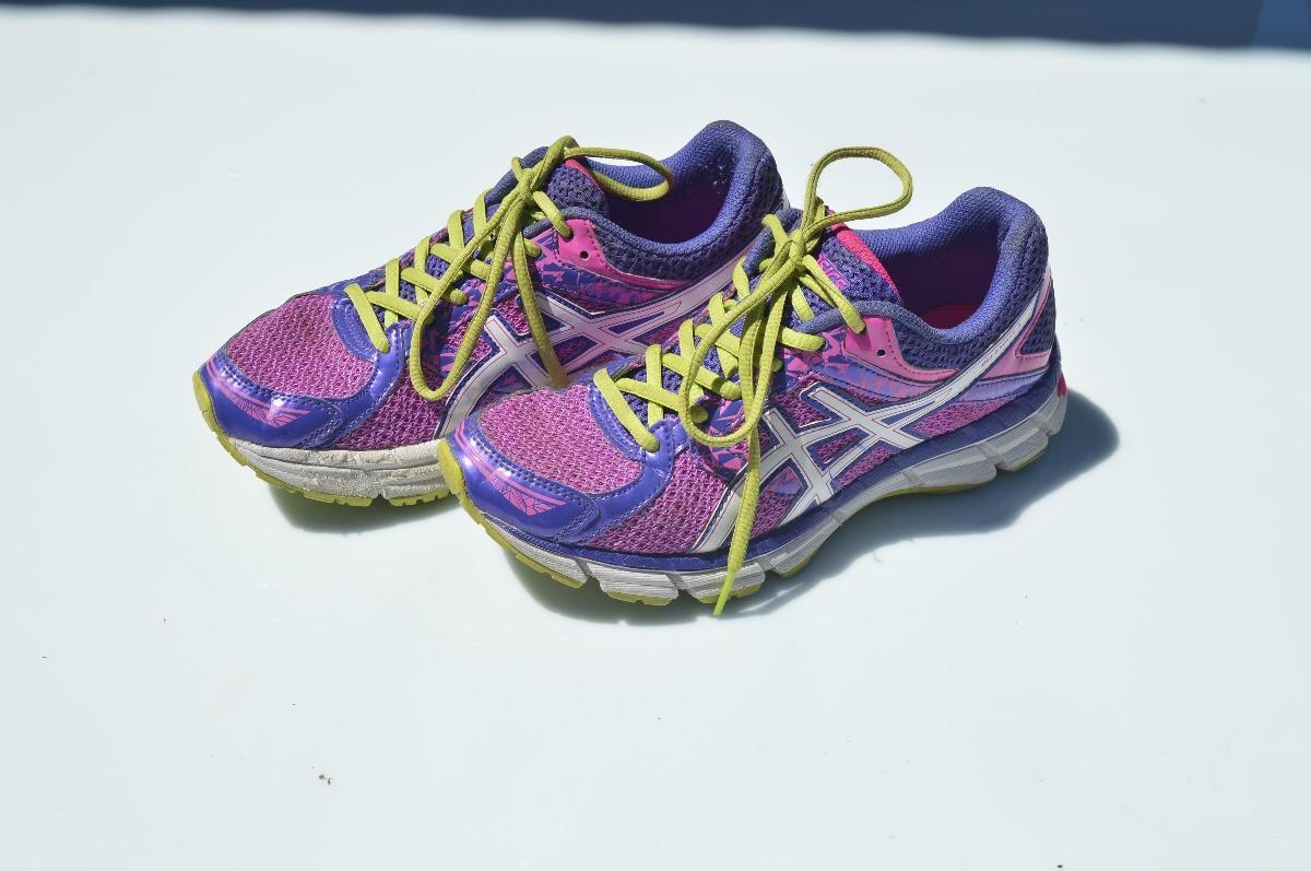 5341b254d0f Zapatillas Asics Mujer Running Livianas Usadas T 36 Super ...