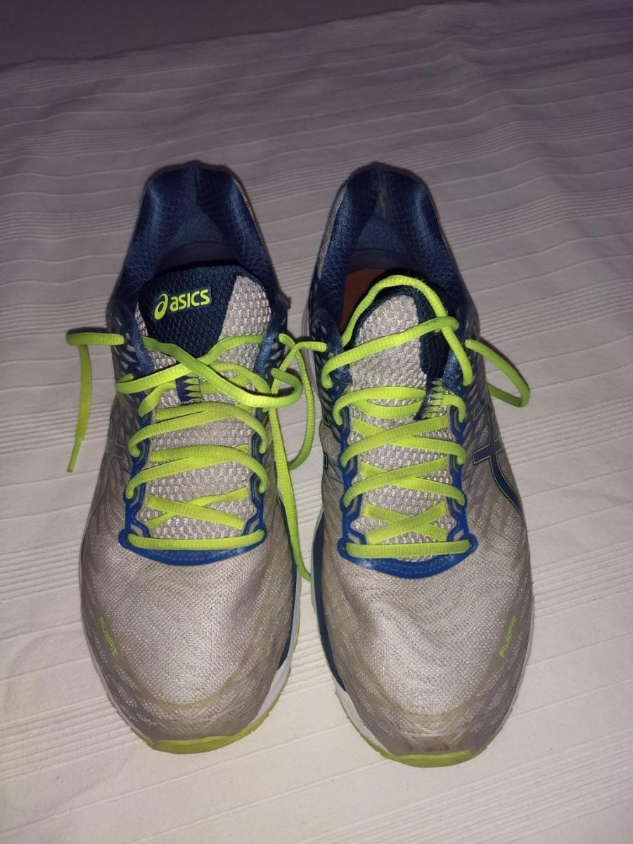 zapatillas asics running 45
