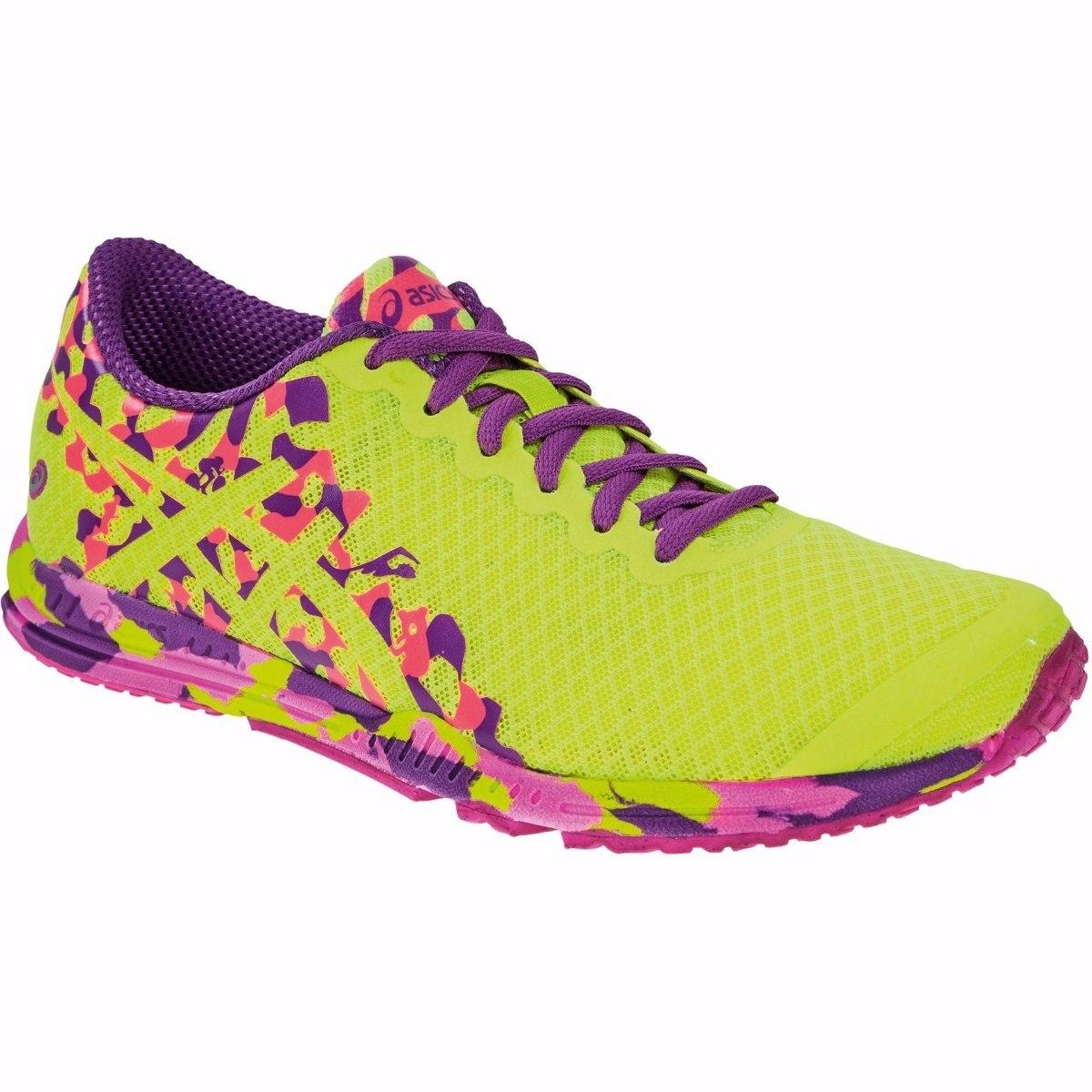 zapatillas asics running mujer noosa