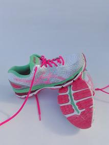 Zapatillas Asics Para Mujer Talla 39,5col 9.5us 26.5cm