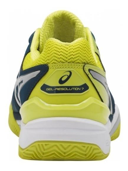 zapatillas tenis hombre asics resolution 7