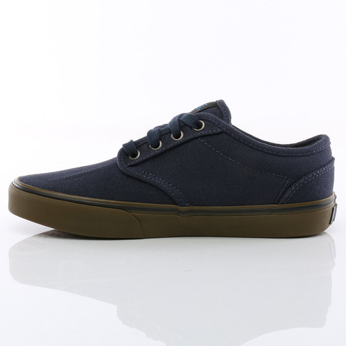 zapatillas atwood canvas blue vans sport 78
