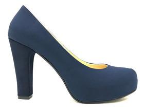 minorista en línea tienda de liquidación de calidad superior Zapatillas Brillosas Mujer - Ropa, Bolsas y Calzado Azul marino en ...