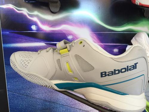 zapatillas babolat bpm propulse tenis/padel - envio gratis
