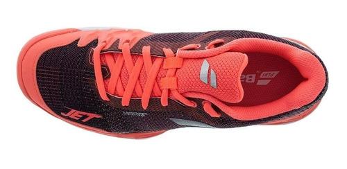 zapatillas babolat jet match 2 tenis padel - estacion deportes olivos