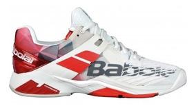 nuevo producto e4bf0 99b30 Zapatillas Babolat Propulse Fury Hombre Tenis Padel Baires Deportes Local  Distr Oficial Local En Oeste Gran Bs As