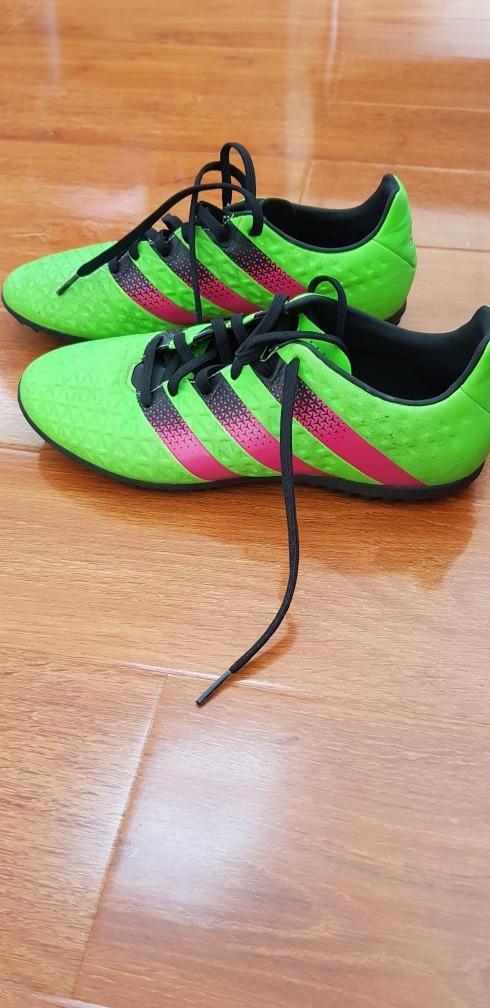 Zapatillas Baby Futbol adidas -   15.000 en Mercado Libre 571776026f44b