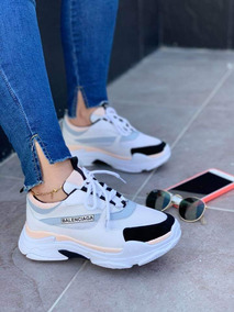 zapatos de separación 50ef7 bdfd4 Zapatillas Balenciaga Importadas De Mujer