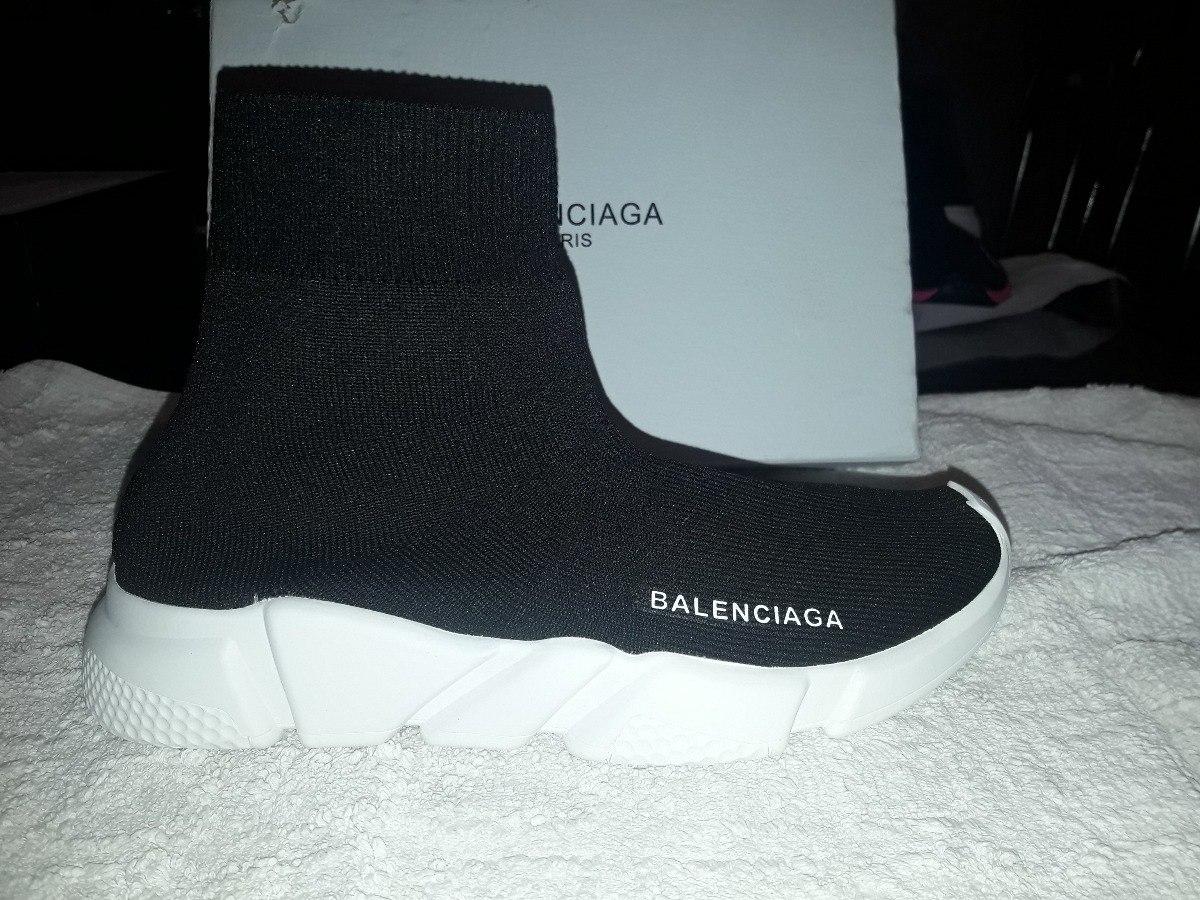 4ce9bfc1 Zapatillas Balenciaga Speed - $ 7.500,00 en Mercado Libre