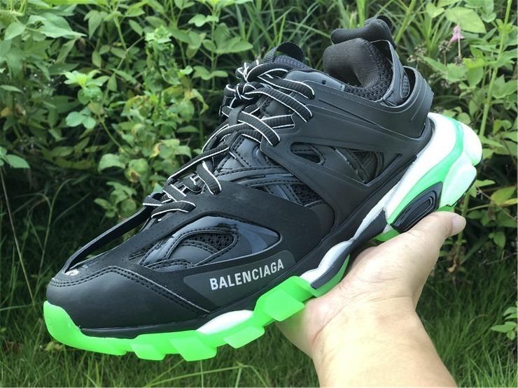 BALENCiAGA Fall 2018 Ready To Wear Track Trainers