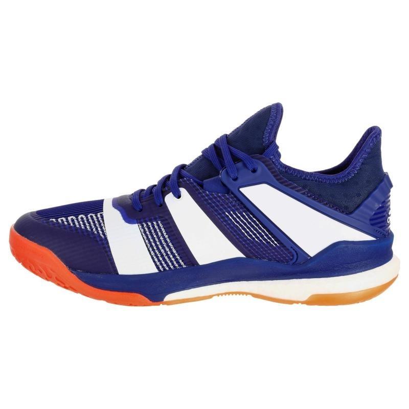 best service 981f4 9c3c7 zapatillas balonmano stabil x boost adultos azul adidas. Cargando zoom.