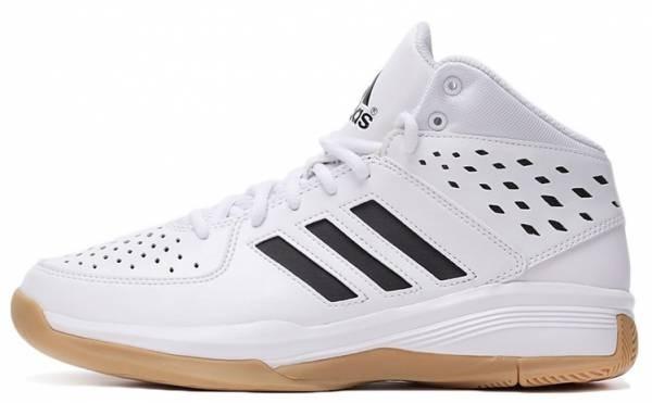 zapatillas adidas basket blancas