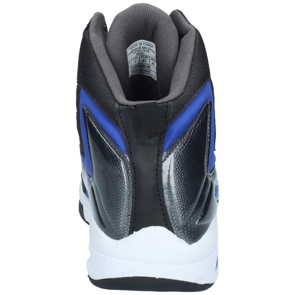 fa312d08855 zapatillas basketball hombre and1 mad range negro gris azul-. Cargando zoom.