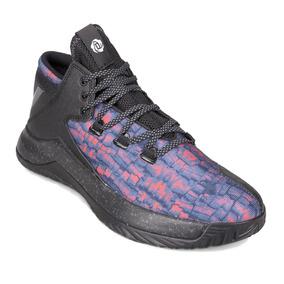e10b5f7df07 Zapatilla Derrick Rose - Zapatillas Adidas Básquet de Hombre en ...
