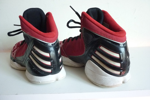 zapatillas basquet adidas derrick rose talla 40