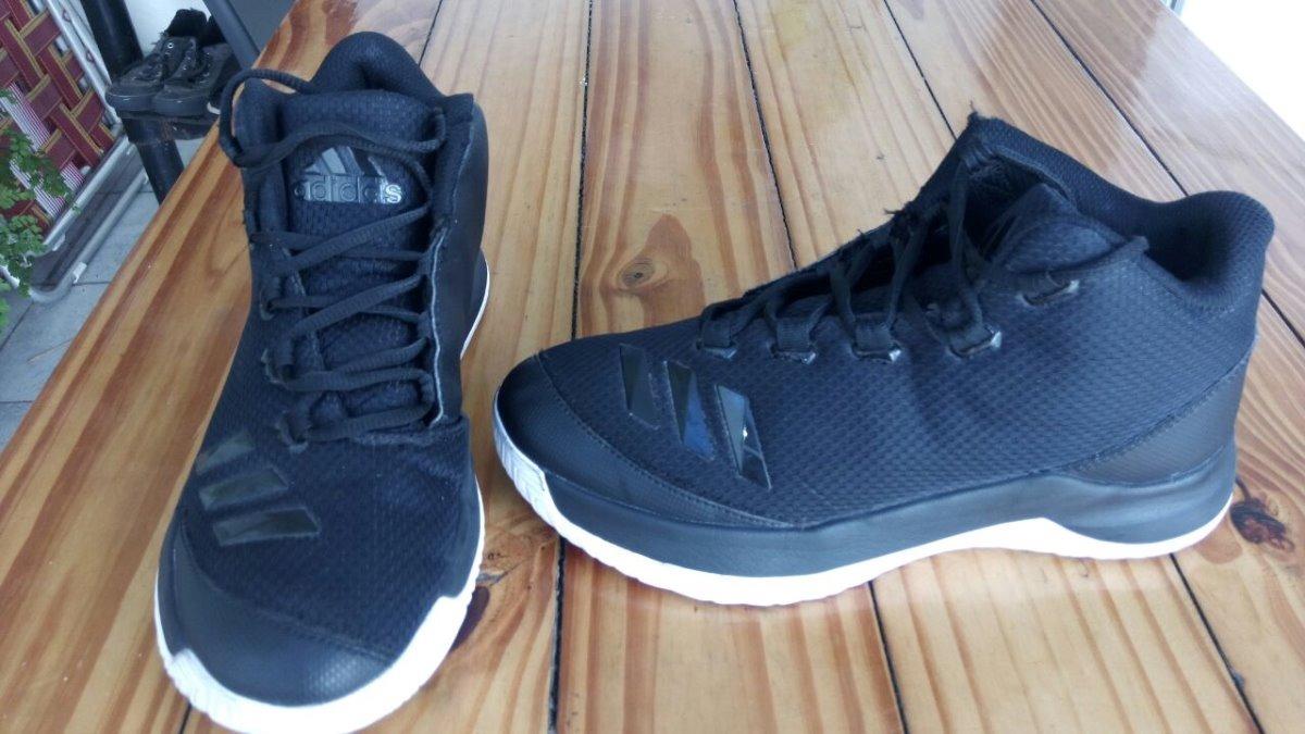 Zapatillas Basquet adidas Impecables Acepto Mercado Pago $ 2.100,00