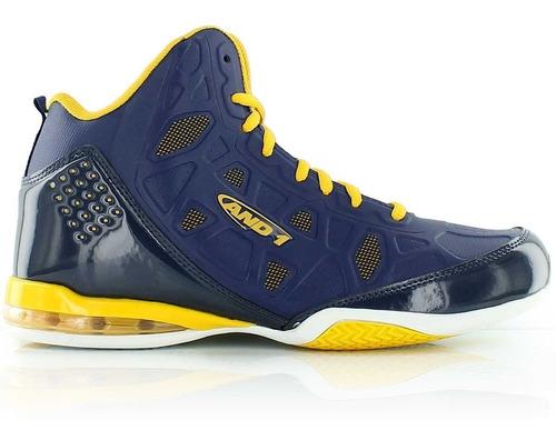 zapatillas basquet and1 modelo master ultima unidad 9.5us