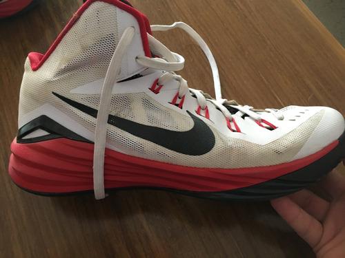 zapatillas basquet hiperdunk 2014 como nuevas! bahia blanca.
