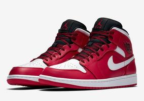 1ab6e6d526f Jordan 1 Mid - Zapatillas Nike de Hombre en Mercado Libre Argentina