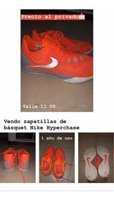 Zapatillas Básquet Nike Hyperchase