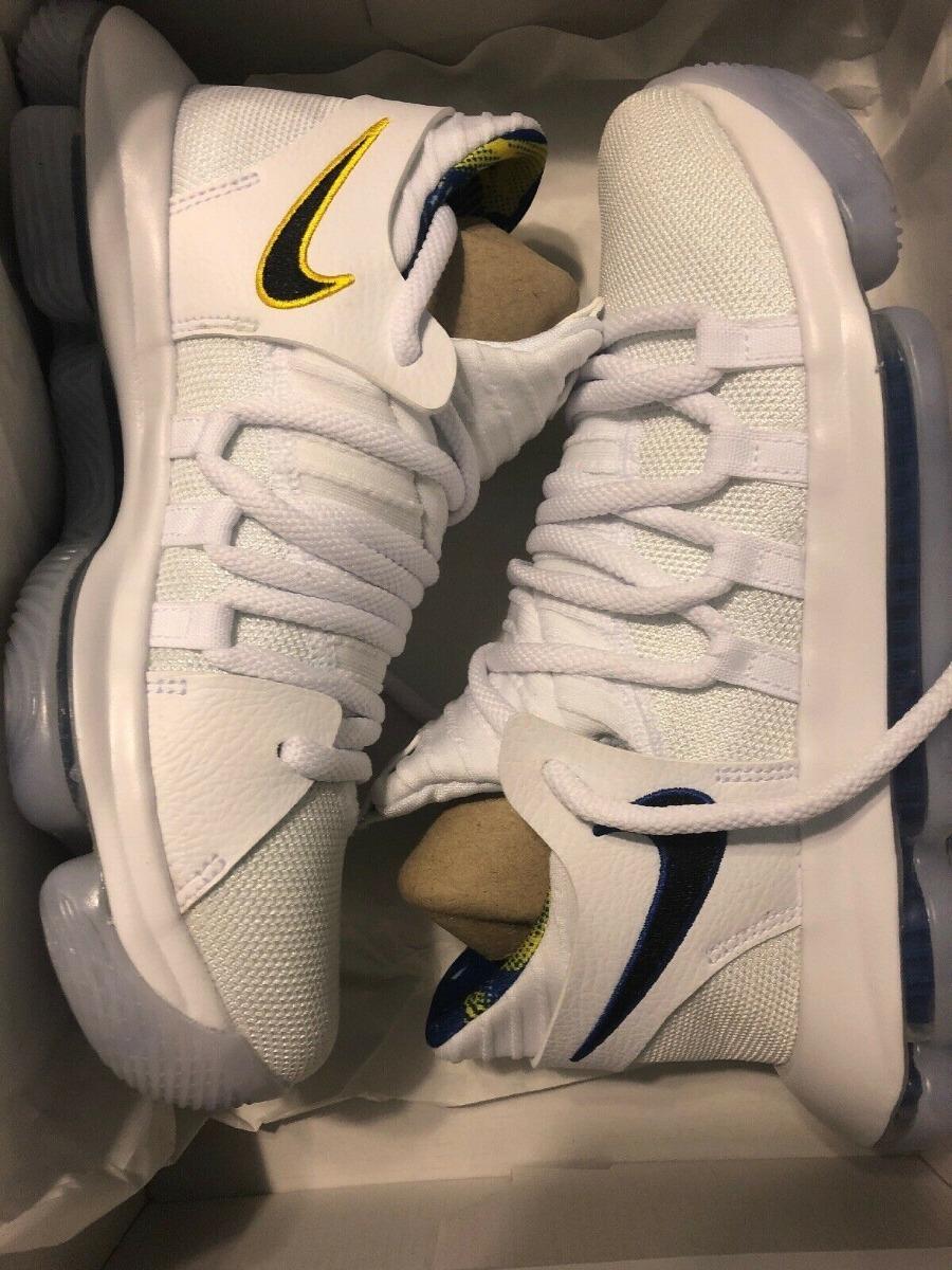 Zapatillas Basquet Nike Kd 10 Niño Niña Kevin Durant Eeuu