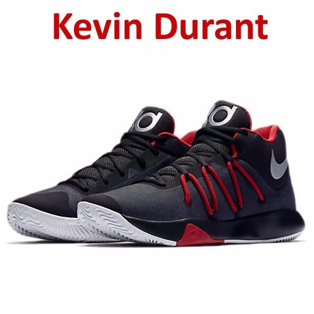 7ab85b337ed06 Zapatillas Basquet Nike Kd Trey 5 V Kevin Durant Talle 45 -   3.730 ...