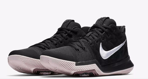purchase cheap 50fc2 b9a11 Zapatillas Basquet Nike Kyrie 3 Triple Black Eeuu