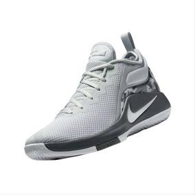 Nike Lebron Zoom Witness Zapatillas de Hombre Nike Gris en