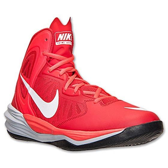 44a96dbb Zapatillas Basquet Nike Prime Hype Df Rojo - $ 5.000,00 en Mercado Libre