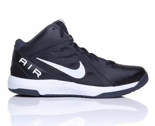 zapatillas basquet nike the air overplay originales