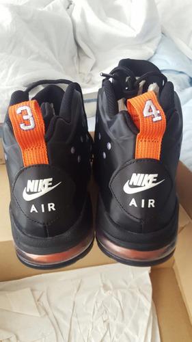 zapatillas basquetbol basketball nike air max barkley retro