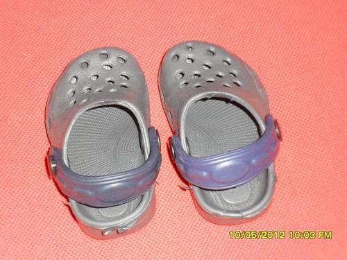 zapatillas bebe numero 21/22