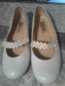 Para Comunion Especial Zapatillas BlancasNiña Primera NOPkw8X0n