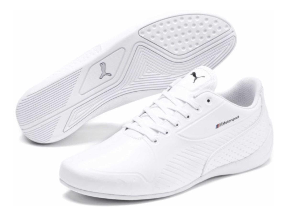 zapatillas hombre blancas puma
