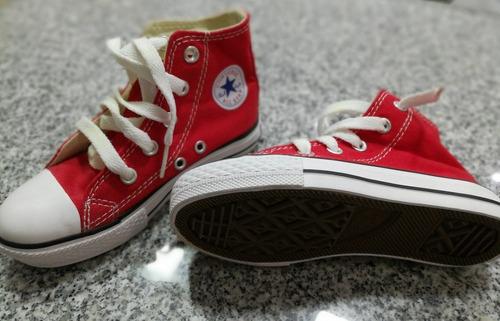 zapatillas bota converse all star chuck taylor 28