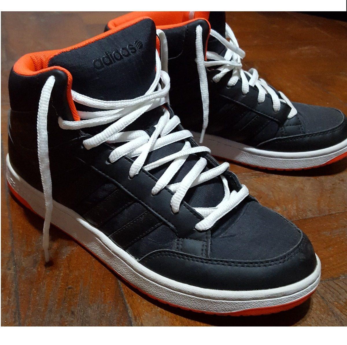 zapatillas adidas naranjas fluor