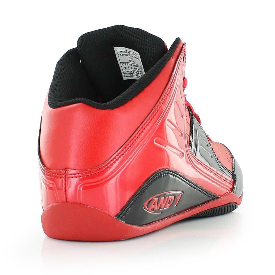 8e9b7987996 zapatillas botas and1 basket modelo rocket 4 basquet hombre. Cargando zoom.