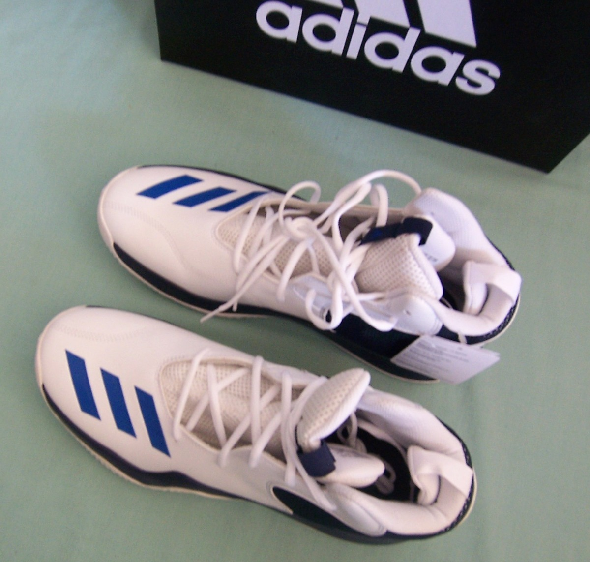2805050c7b9 zapatillas botas basquet adidas crazy team ii envios gratis-. Cargando zoom.