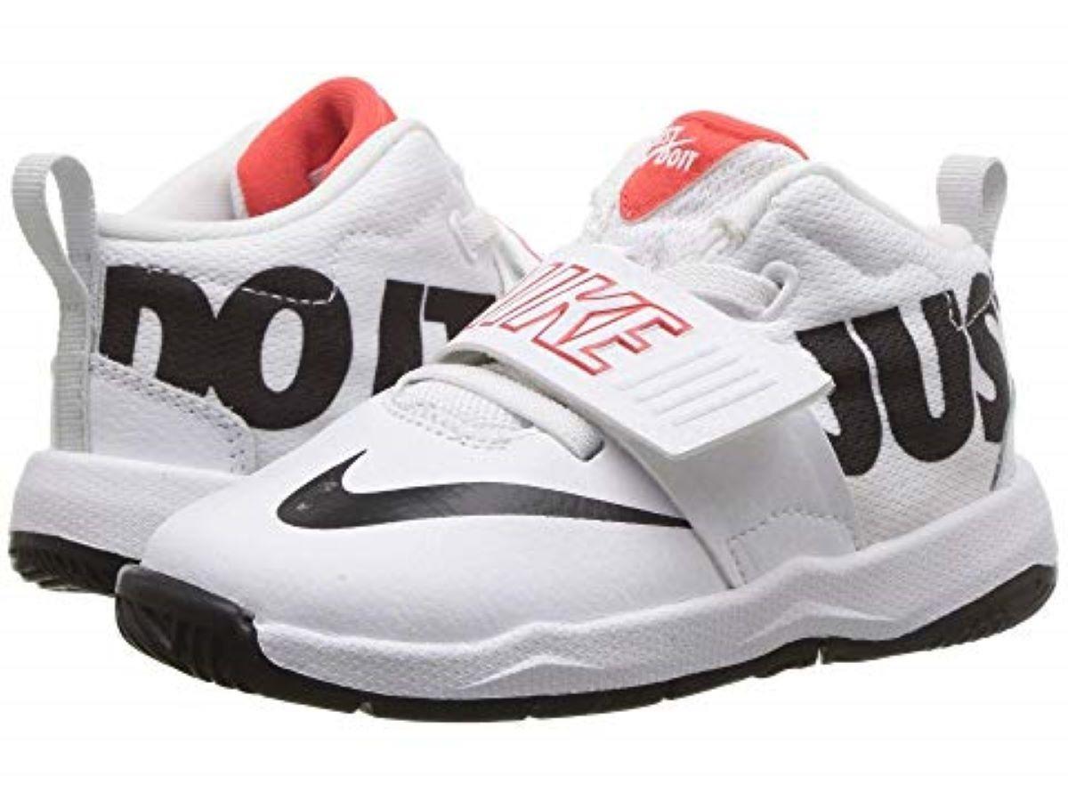 sale retailer 3f588 c6bd9 zapatillas botas basquet niño nike team hustle d 8 jdi gs. Cargando zoom.
