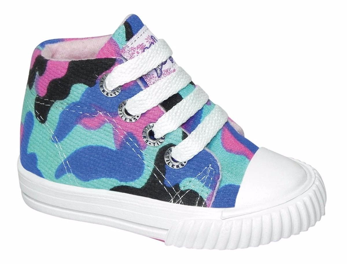 zapatillas botas botitas infantiles new tilers liquidacion. Cargando zoom. 037b51a20046