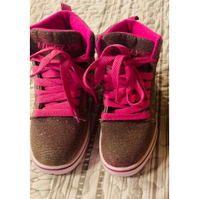 Zapatillas Botas Con Ruedas! Preciosas Importadas!!!! Unicas