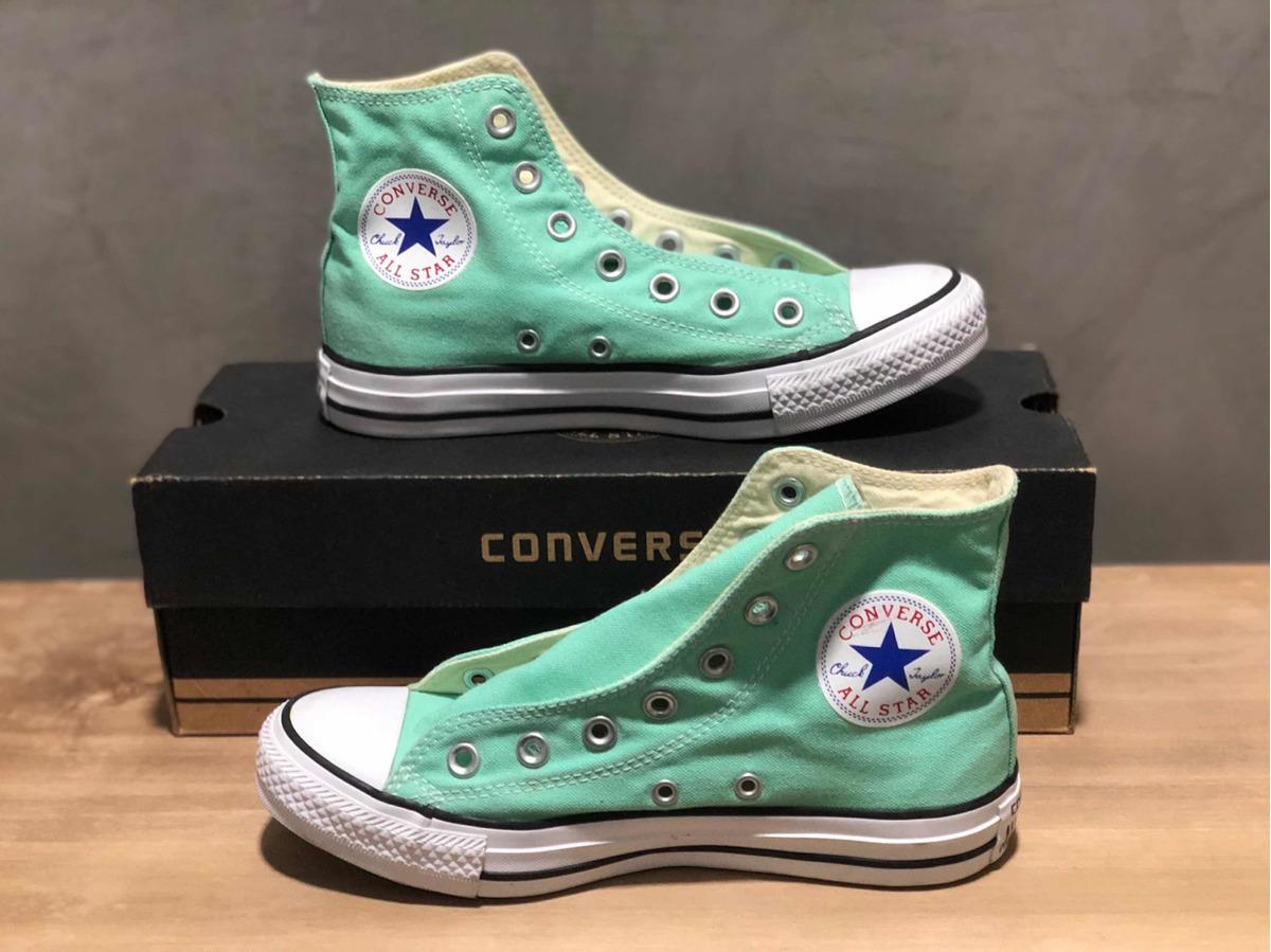 Zapatillas Botas Converse Chuck Taylor All Star Mujer Nueva