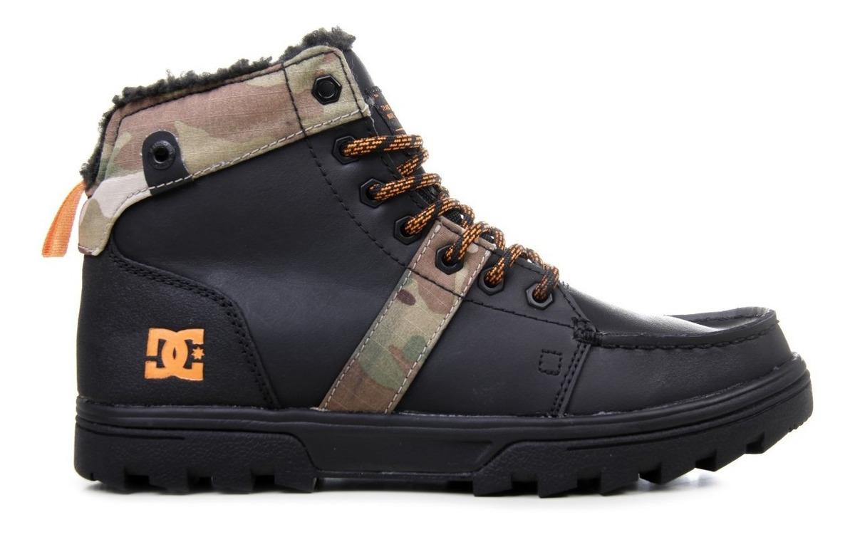 Zapatillas Botas Dc Shoes Woodland Hombre Cuero Importadas
