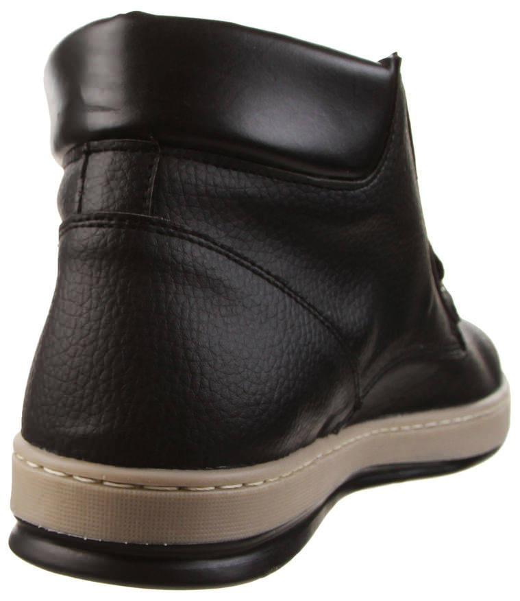 c439e229e43 zapatillas botas hombre modelo abotinado negro marrón 2019. Cargando zoom.