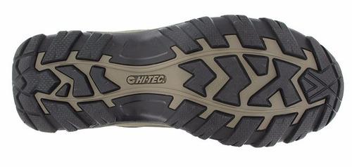 zapatillas botas mujer altitude base camp hitec impermeables