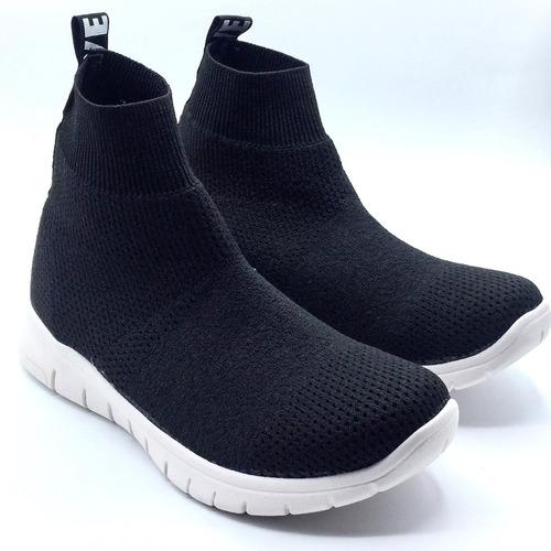 zapatillas botas mujer tela elastizadas super livianas love