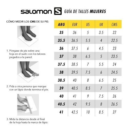 Salomon Gtx Ltr Mujer Botas Impermeable Zapatillas Authentic WE9Y2IHeD